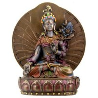 White Tara、Buddhist Goddess of Compassionと寿命像、6 Inches byサミット