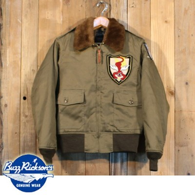"バズリクソンズ BUZZ RICKSON'S B-10 PATCH "" ROUGH WEAR CLOTHING CO. "" 23rd FIGHTER GP. "" BR13614"