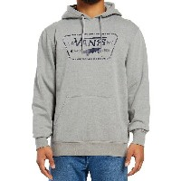 Vans Full Chain Pullover Hoodie Cement Heather M パーカー