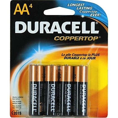 DURMN1500B4Z - Duracell Alkaline General Purpose Battery by Duracell [並行輸入品]