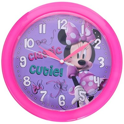 Disney Minnie Mouse Bow-tique 25cm Wall Clock