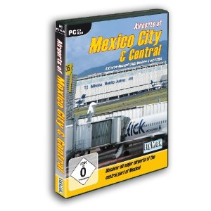 Airports of Mexico City & Central (FSX/FS2004) (輸入版)