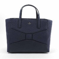 (ケイトスペード) kate spade ケイトスペード バッグ KATE SPADE WKRU3766 491 bridge place small francisca frenchnavy...