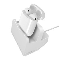iitrust AirPods充電スタンド 兼用 iphone 充電スタンド AirPods充電器 持ち便利 コンパクト AirPods / iPhone 7/7 Plus/6s/6/6 Plus...
