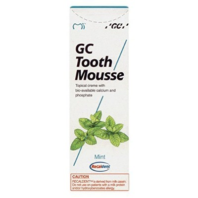 GC Tooth Mousse Mint Paste by GC