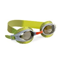 Swimming Goggles for Boys – Snappy Kids Swim Goggles by bling2o (シルバーシェルグレー)[並行輸入品]