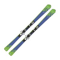 ROSSIGNOL(ロシニョール)EXPERIENCE 75 Ca (XPRESS) スキー板 ビンディング付き RAGEZ05/FCFD011-G BLUE×GREEN 160