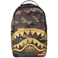 SPRAYGROUND (スプレーグラウンド) バックパック Gold Stencil Shark Camo Back Pack