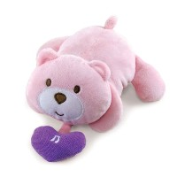 Pink Bear Musical Pull Down Toy by Kids Preferred