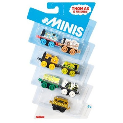 Fisher-Price Thomas the Train Minis 7-Pack - Pack #5 [並行輸入品]