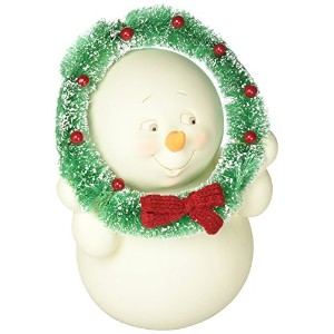 """Department 56Snowpinions """" Let 's Be Jolly """"磁器クリスマス置物、9"""""""