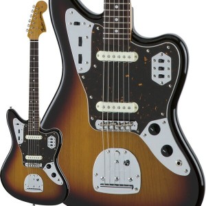 Fender Traditional 60s Jaguar (3-Color Sunburst) [Made in Japan] 【ポイント5倍】