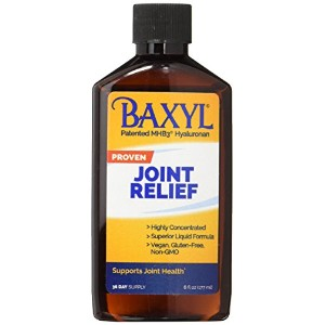 Baxyl Liquid Hyaluronan Supplement, 6 Fluid Ounces by Baxyl