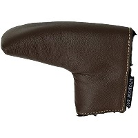 Sun Mountain(サンマウンテン) ヘッドカバー LEATHER PUTTER COVER LEATHER PUTTER COVER ユニセックス  ブラウン/タン スタンダードサイズ