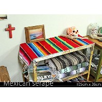 RUG&PIECE Mexican Serape made in mexcico ネイティブ メキシカン サラペ メキシコ製 (rug-5921)