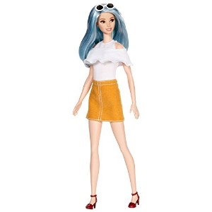 Barbie Fashionistas #69 Blue Beauty Doll, Tall