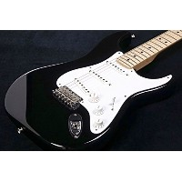 Fender Custom Shop / MBS Eric Clapton Stratocaster NOS Plain Neck Blackie built by Todd Krause