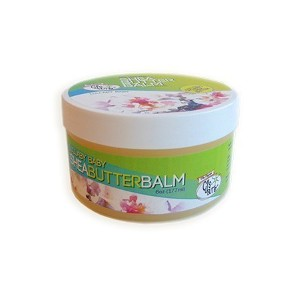 The Original CJ's BUTTer All Natural Shea Butter Balm - Lullaby Baby, 6 oz. Pot by CJ's Butter