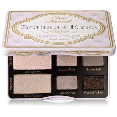 Too Faced Boudoir Eyes Soft & Sexy Eye Shadow Collection (並行輸入品)