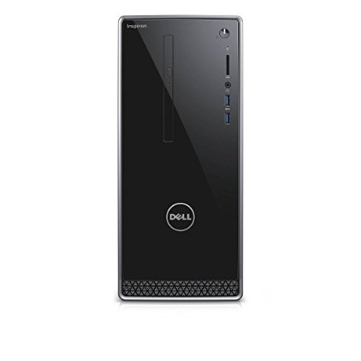 Dell i3668 – 3205blk-pus Inspiron (第7世代Core i3 (Up To 3.90 GHz)、6 GB、1tb HDD)、インテルHDグラフィックス630 ...