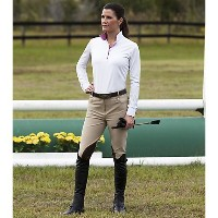 Huntley Equestrian Riding Pant with Backスナップポケット
