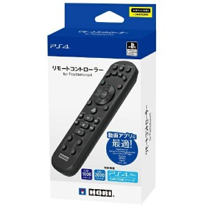 HORI リモートコントローラー for PlayStation 4 PS4-089【PS4】