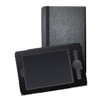 Mama Mouth slim-book Folio Carry PUレザーカバーfor Wacom intuos Pro Medium pth651 / Special Edition...