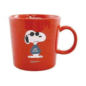 大西賢製 スヌーピー PEANUTS MUG CUP JOY COOL PZ-1240