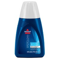 Bissell 2Xスポット& Stainポータブルマシン式、16オンス、79b91 16-Ounce 79B9-1