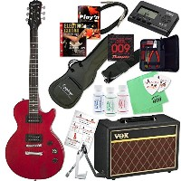 Epiphone エピフォン エレキギター Les Paul Special VE [Vintage Edition] (Vintage Worn Cherry/VWC) 【LPスペシャル...