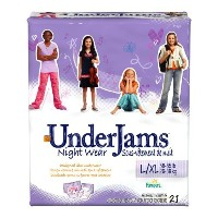 Pampers UnderJams Underwear - Girls - Large/X-Large - 21 ct by Pampers