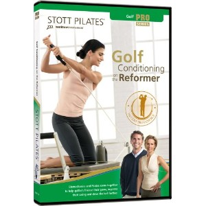 Stott Pilates: Golf Conditioning on the Reformer [DVD] [Import]