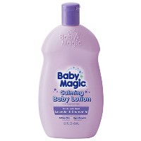 Baby Magic Calming Baby Lotion, Lavender and Chamomile, 16.5 Ounces by Baby Magic