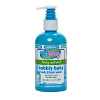 TruBaby Bubbly Baby Body and Hair Wash, 8 Ounce by TruKid