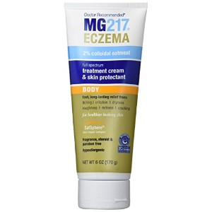MG217 Eczema Full Spectrum Treatment Cream, 6 Ounce by MG