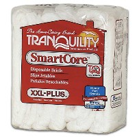 Tranquility SmartCore Breathable Briefs, XX-Large, 8 by Tranquility