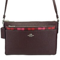 COACH OUTLET コーチ アウトレット ショルダーバッグ レディース ピンク/レッド F22252 SVMRV