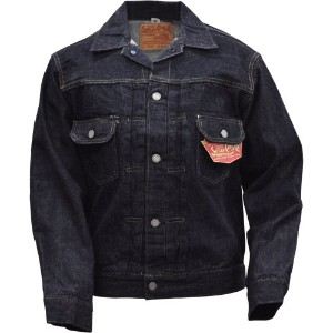 Sugar Cane(シュガ-ケ-ン)14.25oz DENIM JACKET 1953MODEL (14.25oz/ONE WASH) SC11953A 38(M)