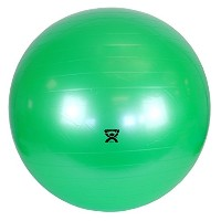 "CanDo? Inflatable Exercise Ball - Green - 26"" (65 cm)"