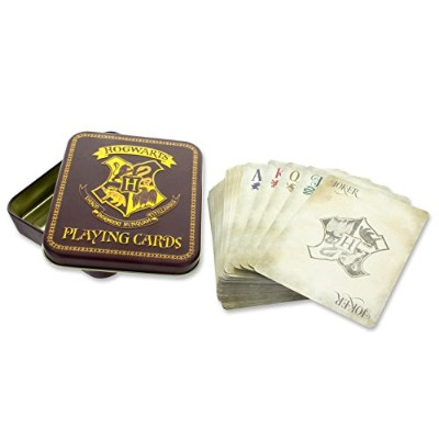 Harry Potter Playing Cards - Hogwarts