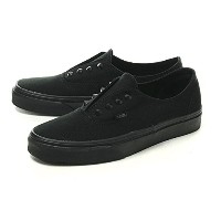 [バンズ] VANS AUTHENTIC GORE (STUDS) BLACK/BLACK オーセンティック vn000zsk765 24.0cm