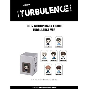 GOT7- GOTOON BABY FIGURE (TURBULENCE VER.) OFFICIAL GOODS タイプ MARK