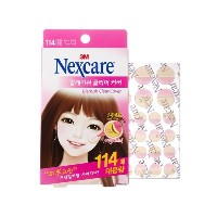 [3M] 3M Nexcare Blemish Clear cover cover 114 pieces