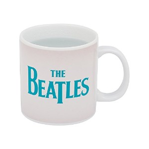 Vandor 72162 The Beatles Abbey Road Heat Reactive Ceramic Mug, 20 oz, Blue/White/Black by Vandor