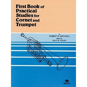 First Book of Practical Studies for Cornet and Trumpet