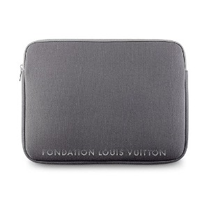 "Fondation Louis Vuitton ラップトップケース Laptop Sleeve 13"" Grey [並行輸入品]"