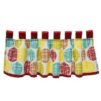 Hopscotch Window Valance by True Baby by True Baby