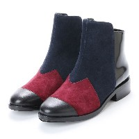 【SALE 80%OFF】NW0CONSTANCE (NAVY/RED) レディース