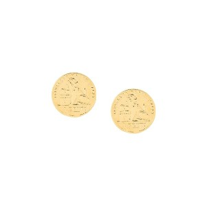 Wouters & Hendrix Coin ピアス - メタリック