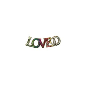 Gucci Loved ピアス - メタリック